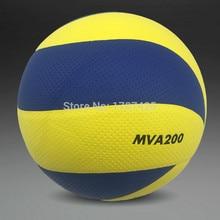 Бренд размер 5 PU волейбол официальный матч MVA330, 200300, волейбольные мячи Крытый Волейбольный мяч для тренировок Мячи