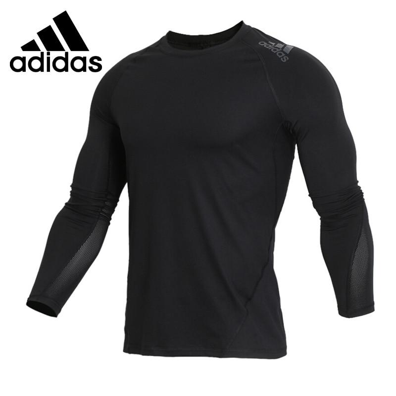 Original New Arrival 2018 Adidas ASK SPR TEE LS Men s T shirts Long sleeve Sportswear