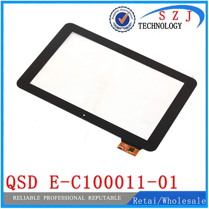 (Ref:QSD E-C100011-01) Original 10.1 inch tablet Touch Screen Digitizer Glass Touch panel Replacement Free shipping