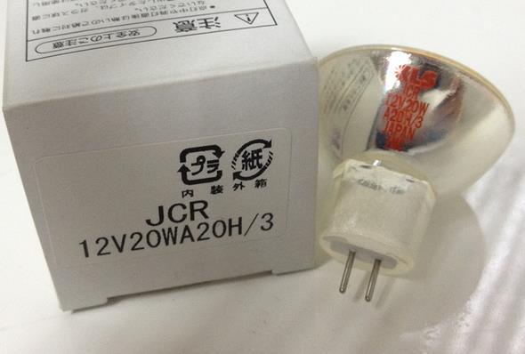 KLS JCR 12V20WA20H 3 12V20W A20H 3 lamp JCR12V20WA20H 3 JCR 12V 20W microscope halogen bulb