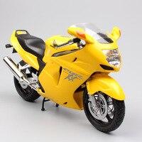 1 12 Scale Kids Motorcycle Honda CBR 1100XX CBR1100XX Sport Touring Super Blackbird Diecast Motor Bike