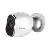 SecuPlug + 960 P 1.3MP Full HD Überwachung Sicherheit Cctv-kamera Home Mini WIFI Netzwerk Wireless IP Kamera