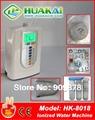 2016 NEWEST FREE SHIPPING Cost-effective HK-8018 Alkaline water Ionizer machine