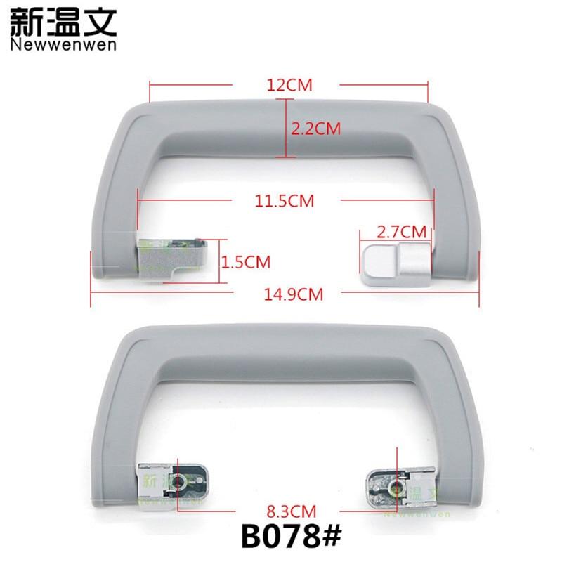 Telescopic Suitcase/Luggage Handles,Repair Trolley Case luggage parts handle,Metal handles for suitcases B078#