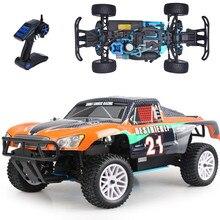 HSP 2.4Ghz Rc Car 1/10 Nitro Gas Destrier Short Course Rally Monster Truck 94155 Remote Control Car