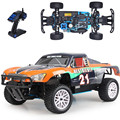 Hsp 2.4 ghz rc 1/10 coche nitro gas destrier curso rally monster truck 94155 coche de control remoto