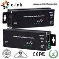 Закаленный микротип 1000Base-TX к 1000Base-FX SFP Ethernet медиа конвертер