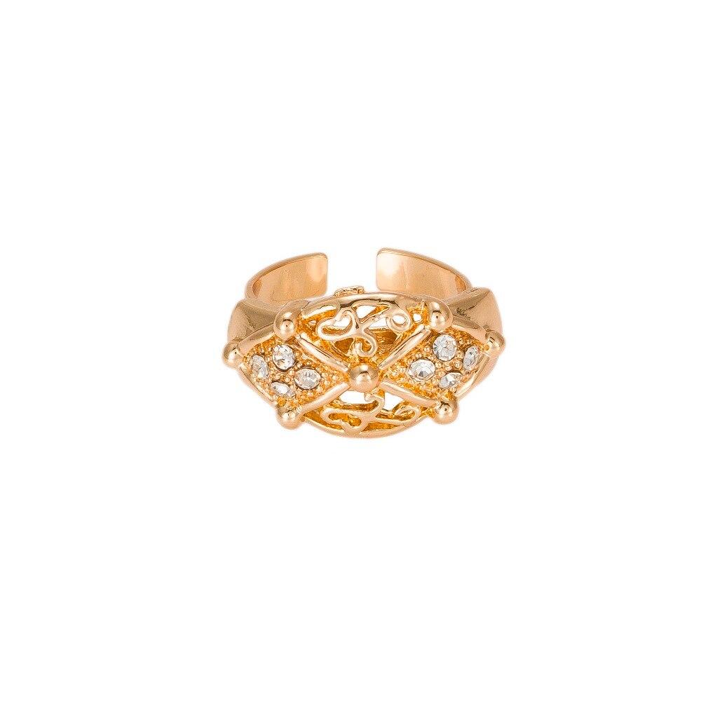 MUKUN Frauen Gold farbe Imitiert Kristall Schmuck Set Für Hochzeit