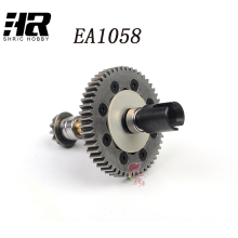 EA1058 Metal gear rear drive assembly suitable for RC car 1/10 JLB Electric four-wheel drive fast car racing card