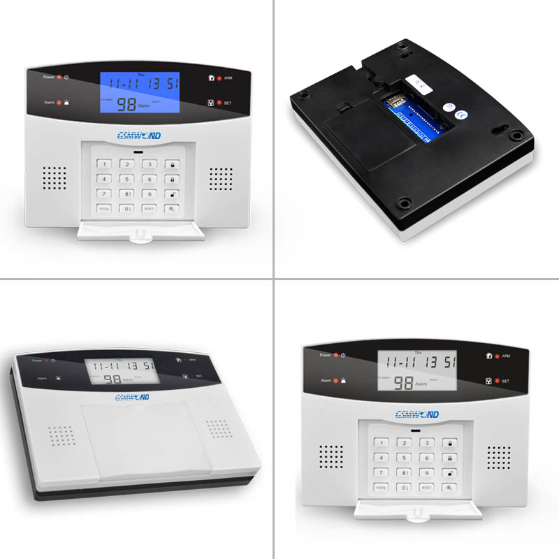 Image 5 - Home Burglar Security PSTN & GSM Alarm System 850/900/1800/1900 Wireless Signaling English / Russian / Spanish / French/Italian-in Alarm System Kits from Security & Protection