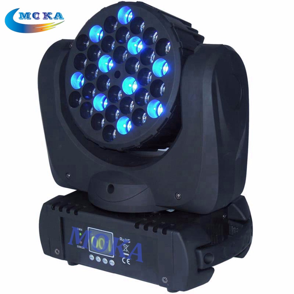 Martin Verlichting Us 580 Martin 3 W 15 Kanalen Dmx Led Moving Head Lichtpunt Dmx Podium Verlichting Dj Verlichting Voor Wddding Party Nachtclub In Martin 3 W 15