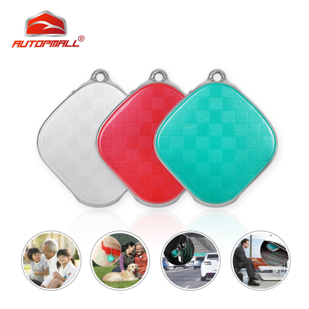 Mini Personal GPS Tracker Kids Listening Device A9 Mini GPS Tracker Children Free Web APP Pet Dog GPS Real-time Track SOS Alarm image