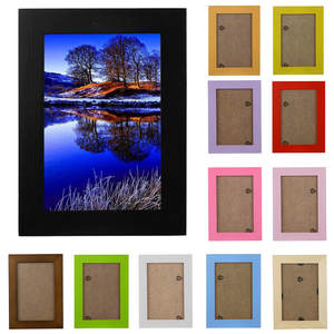 Balakie Wooden Picture Frame Hanging Photo Frame DIY Wall