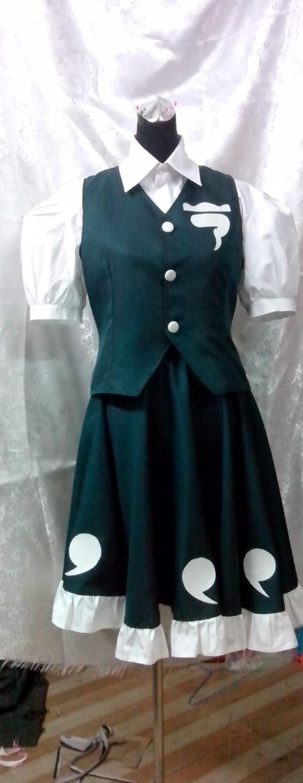 Free shipping Touhou Project Youmu Konpaku Cosplay Costume