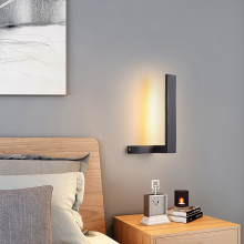 Modern Led wall light 10W wall mounted high power LED home wall lamp lighting indoor living room study bedroom AC90-260V