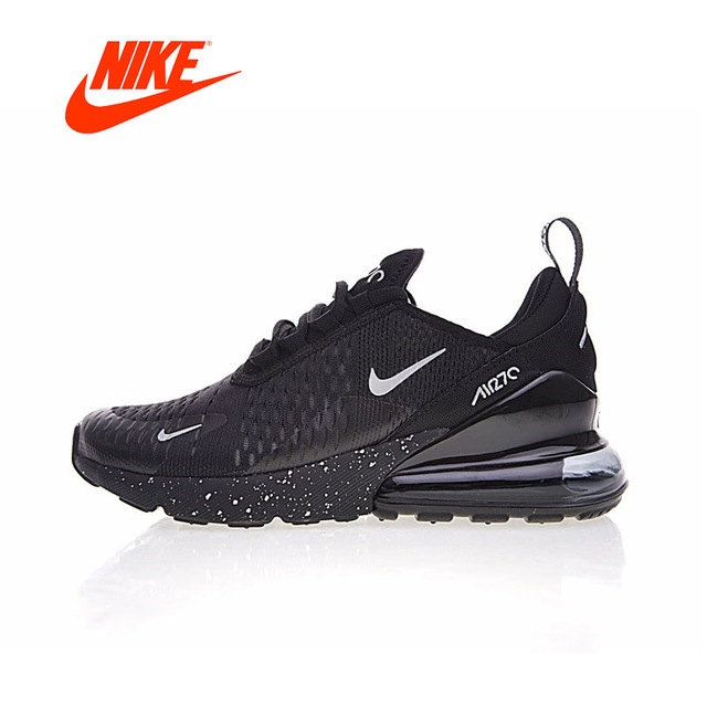 Original Nike Air Max 270 Men s Running Shoes Sports Nike Sneakers  Authentic Outdoor Shoes Comfortable Breathable Good Quality 79d3f11fa4ffc