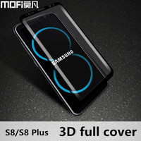 For Samsung S8 Glass Galaxy S8 Tempered Glass MOFi For Samsung Galaxy S8 Plus Screen Protector