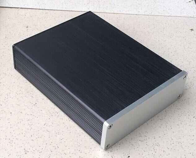 Bateau libre B1304 Complet Boîtier En Aluminium/mini AMP cas/Préampli boîte/PSU châssis