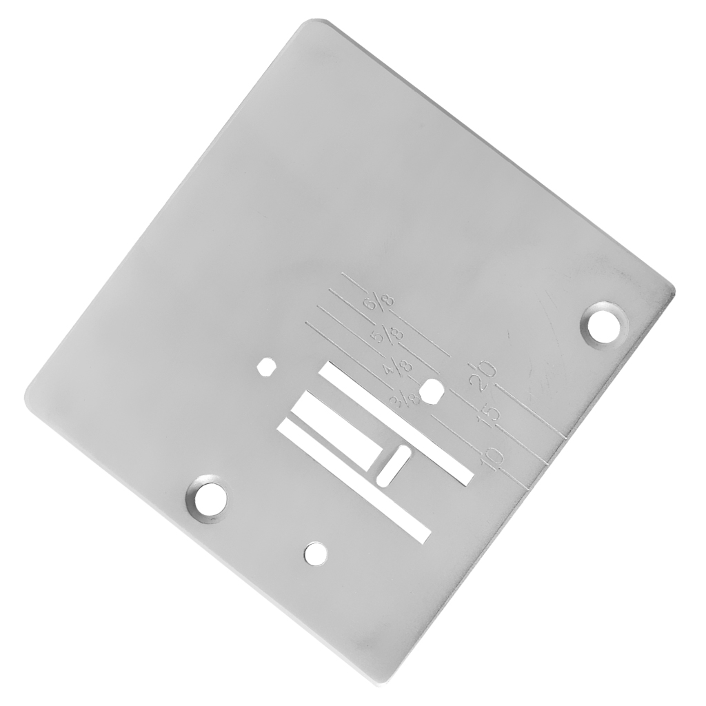 Metal Needle Throat Plate For PFAFF JANOME Sewing Machine Spare Parts(China)
