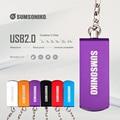 SUMSONIKO USB Flash Drive Swivel Memory Stick External storage Custom Gift Pen Drive 64GB 32GB 16GB 8GB 4GB 2GB