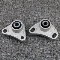 8666204 8666205 Left Side Right Torque Rod Engine Holder Mount Bracket Bushes For V70 2002 2004 XC90 2003 2012 S80 2000 2005