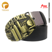 WELDER Belt Buckle With Metal for Cowboy Drop Shipping