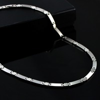 New Pure Germanium 100 Power Titanium Necklace Balance