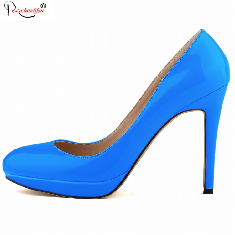 Compare Prices on Cheap Blue Heels- Online Shopping/Buy Low Price ...