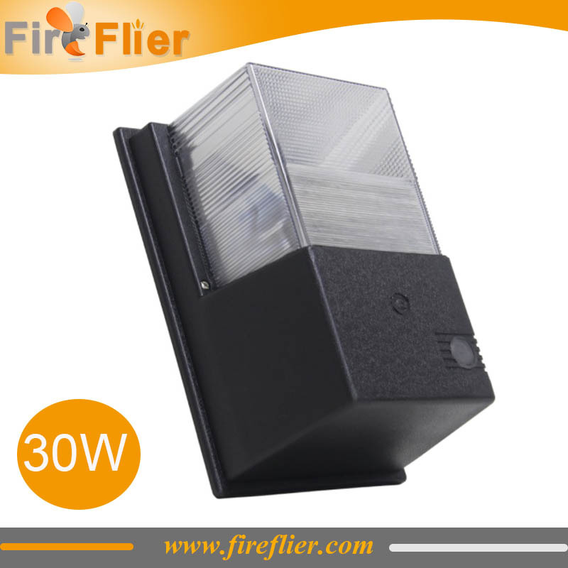 FREE SHIPPING 6pcs/lot wall pack led lamp 30w 20w 10w waterproof led wall light for corridor garage passageway lighting fixture