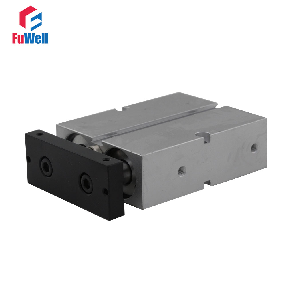 Pneumatic Cylinder TN Type 25mm Bore 5/10/15/20/25/30/35/40/50/60mm Stroke Double Acting Aluminum Alloy Pneumatic Air Cylinder sda type bore 20mm stroke 5 10 15 20 25 30 35 40 45 50mm sda20 double acting compact air pneumatic piston cylinder female