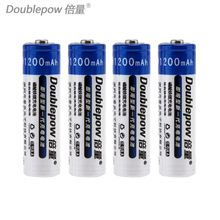 Recarregável com Lanternas Corrente de Carregamento para Câmeras 4 Pçs e set Doublepow 14500 AA 1200 Mah 3.2 V Lifepo4 Bateria Brinquedos 3A