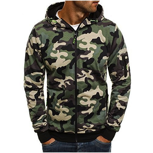 quality design super cute price reduced SUPER DEAL HOODIE zipper hoodie camouflage military ensemble ...