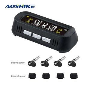 AOSHIKE TPMS Car Tire Pressure