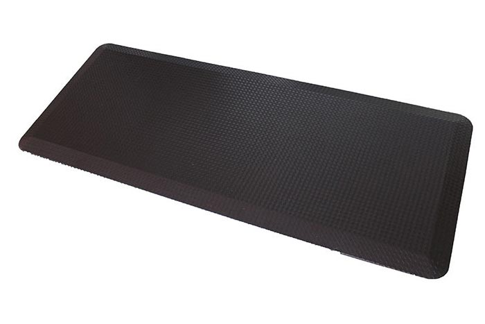 Купить с кэшбэком Hospital grade Bedside Medical Anti Fatigue Mats 24x70inch thickness 1inch for Doctor, Nurses, Arthritis Patience and Eldely