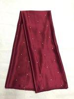 Soft Red Bridal Dress Material Imitate Silk Elastic Stretch Satin Fabric Digital Print 140cm 5yards Lot