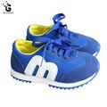 Novas crianças shoes meninas shoes meninos sport shoes antiderrapante fundo macio crianças shoes moda sneaker malha respirável confortável