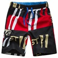 Men's fifth summer shorts casual shorts  trend loose big yards quick-drying beach shorts WZ126