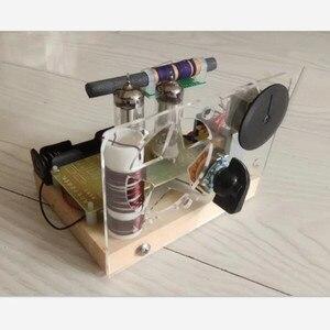 Image 2 - Электронная трубка постоянного тока, средняя/короткая волна, двухстороннее радио, два диапазона, электронная трубка, радио Набор diy kit