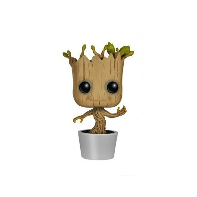Guardians of the Galaxy Tree Man Vinyl Action & Toy Figures Children Toys Doll