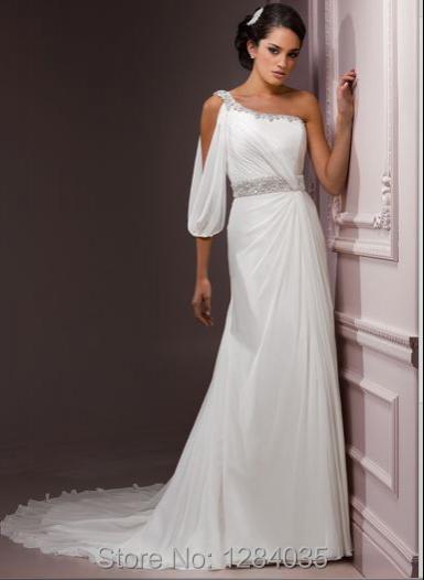 Aliexpress.com : Buy Cheap Goddess Wedding Dress Greek Goddess ...