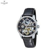 Наручные часы Earnshaw ES-8006-04 мужские механические с автоподзаводом на кожаном ремешке