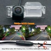 Starlight MCCD рыбий глаз 1080P парковочный монитор камера заднего вида для Chevrolet Aveo Cruze Equinox Trax Trailblazer Cadillas SRX CTS