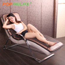 POP RELAX Korea tech tourmaline germanium bed mattress stone sofa mat thermal bio health care far