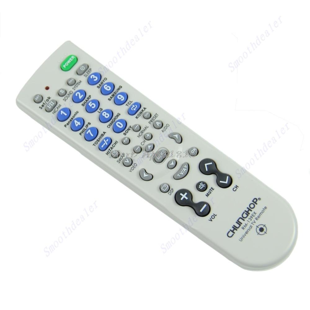 ღ ღНовый Chunghop RM-139EX <b>Универсальный</b> ТВ пульт ...