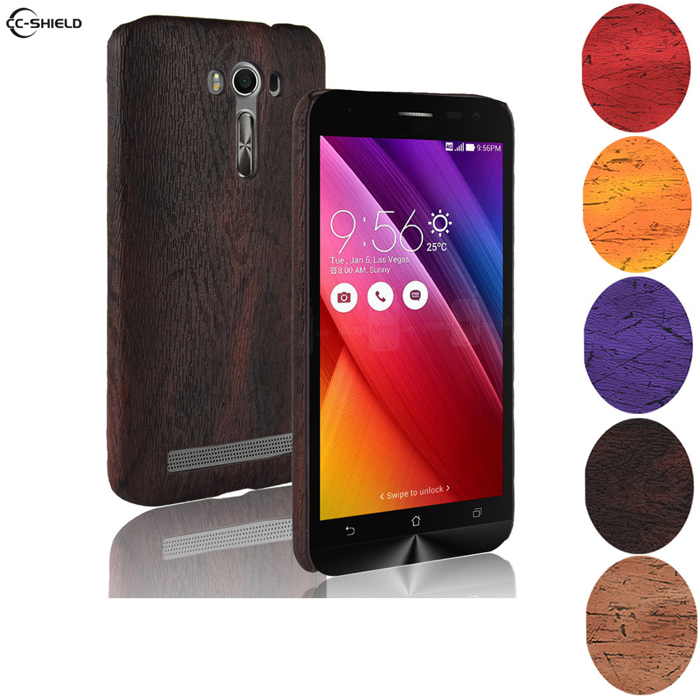 for Zenfone 2 laser ASUS Z00L Z00LD ZE550KL Case <font><b>ZE</b></font> ZE550 <font><b>550</b></font> 550KL <font><b>KL</b></font> Leather Cover For ASUS Z00T Z00TD ZE551KL 551KL PC Frame image