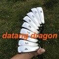 2018 datang dragão G400 ferros de golfe ferros com (4 5 6 7 8 9 p U W) pcs com dinâmico do ouro S300 9 9 pcs eixo de aço clubes de golfe