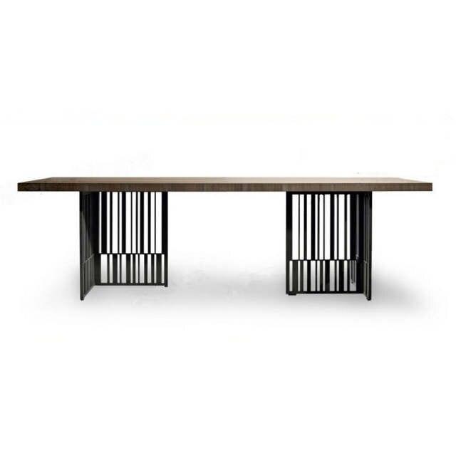 4e9af44ab1e Online Shop LOFT American country retro industrial design master wood tables