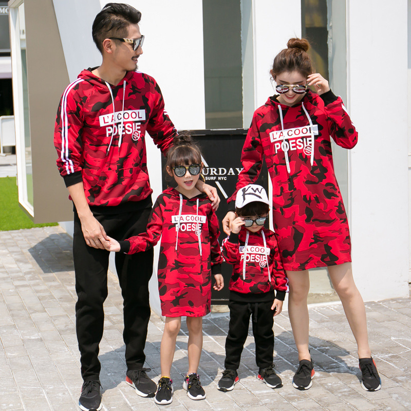 Mother Daughter Matching Spring Family Matching Outfits Mother Son Outfits Hoodies Sweater Family Look Family Matching Clothes matching family clothing set 2015 autumn style winter family look matching mother daughter father son long sleeve sweater set