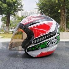 Motorcycle Helmet Half Open Face Men Women Casco Vintage Scooter Jet Retro Helmets Pare Moto Cascos Para