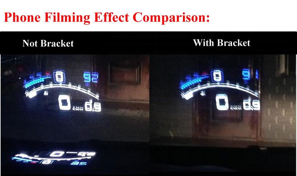 digital car speedometer